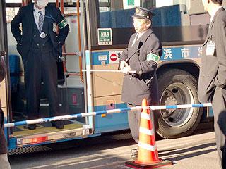 バス停までの距離を測る