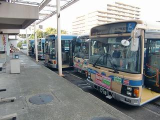 いろいろなバス